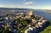 Québec - Nơi dòng sông thu hẹp
