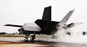 Mỹ đình bay toàn bộ đội F-35 để điều tra sự cố động cơ