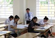 Hết sức lưu ý thiết bị công nghệ cao trong kỳ thi