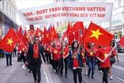 Kiều bào Việt Nam tại Canada hướng về biển đảo quê hương