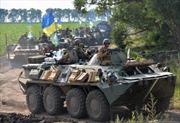 IMF: Tăng trưởng kinh tế Ukraine sẽ âm 6,5% năm 2014