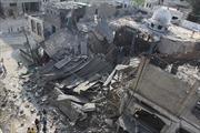 Lo trúng tên lửa, Hàng không Mỹ hủy bay tới Israel