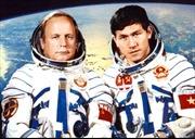 Người Việt Nam đầu tiên bay vào vũ trụ