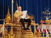 Thái Lan công bố chi tiết bản hiến pháp lâm thời