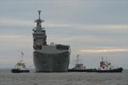 Mỹ phản đối vụ Pháp bán tàu chiến cho Nga