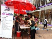 Hong Kong mất 1 tỉ HKD/ngày vì 'chiếm lĩnh Central'