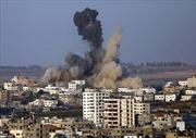 Israel lại không kích trường học của LHQ ở Gaza