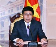 Phó Thủ tướng, Bộ trưởng Ngoại giao Phạm Bình Minh thăm chính thức Hàn Quốc từ 19 - 21/12/2017