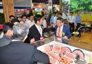 Khai mạc Hội chợ quốc tế thuỷ sản Việt Nam