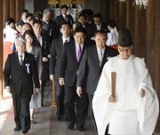 Đền Yasukuni phản đối thờ tội phạm chiến tranh ở khu riêng