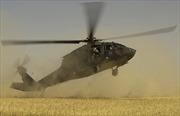 Rơi trực thăng chở nữ nghị sĩ Iraq
