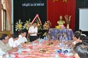 Ban Chỉ đạo Tây Nguyên làm việc tại Lâm Đồng