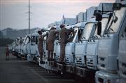 Ukraine không cho đoàn xe cứu trợ Nga nhập cảnh