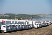 Nga tố Ukraine cản xe hàng cứu trợ vào miền đông
