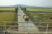 Triều Tiên thuê đất trồng lúa tận châu Phi