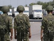 Nga, Ukraine nhất trí kiểm tra đoàn xe viện trợ