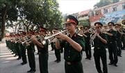 Đoàn nghi lễ Quân đội: nghệ sĩ - chiến sĩ làm nhiệm vụ đặc biệt