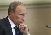 Tổng thống Putin: Lính Nga có thể đã vào Ukraine