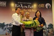 Sắc màu Hà Nội qua giải thưởng  Bùi Xuân Phái