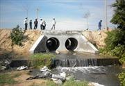 Bị phạt 200 triệu đồng do gây ô nhiễm sông Vàm Cỏ Đông