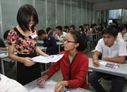 Chốt phương án một kỳ thi THPT quốc gia