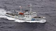Tàu Trung Quốc vào gần quần đảo tranh chấp với Nhật Bản