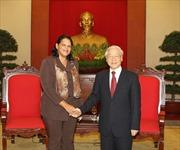 Việt Nam và Cuba chia sẻ kinh nghiệm phát triển