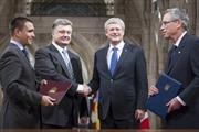 Canada tăng cường viện trợ cho Ukraine