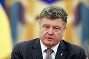 Ukraine cam kết thực hiện kế hoạch hòa bình tại miền Đông