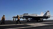Mỹ báo cho Syria các mục tiêu không kích IS