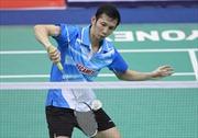 ASIAD 17: Tiến Minh loại tay vợt số 14 thế giới