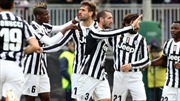 Juventus lập kỷ lục tại Serie A