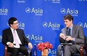 Phó Thủ tướng Phạm Bình Minh có các cuộc gặp song phương