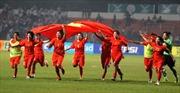 Bóng đá nữ Việt Nam vào bán kết ASIAD 17