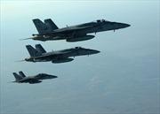 Mỹ lần đầu không kích IS tại Homs