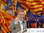Tây Ban Nha: Vùng Catalonia kêu gọi trưng cầu dân ý về độc lập