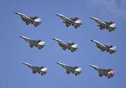 Liên minh chống IS mở rộng không kích tại Syria