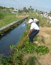 Báo động ô nhiễm nguồn nước tại Hải Dương