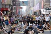 Phe biểu tình Hong Kong ra tối hậu thư