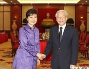 Tổng Bí thư Nguyễn Phú Trọng thăm cấp Nhà nước Đại Hàn Dân Quốc
