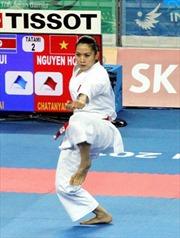ASIAD 17: Mong manh huy chương karatedo, taekwondo