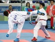 ASIAD 17 khép lại ngày thi đấu cuối cùng bằng môn karate