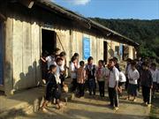 Diện mạo mới cho các trường dân tộc bán trú Điện Biên