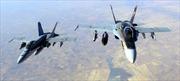 Máy bay chiến đấu Hà Lan lần đầu không kích IS ở Iraq