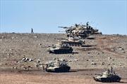 Thổ Nhĩ Kỳ kêu gọi mở chiến dịch trên bộ chống IS