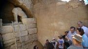 Hé lộ nhân vật trong lăng mộ từ thời Alexander Đại đế