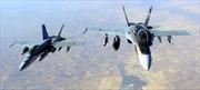 Nhìn lại hai tháng Mỹ không kích IS