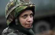 Những người phụ nữ cầm súng ở Đông Ukraine