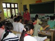 Dạy tiếng dân tộc thiểu số  ở Kon Tum