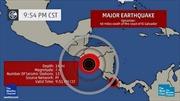 Động đất mạnh 7,4 độ ríchte ở El Salvador
